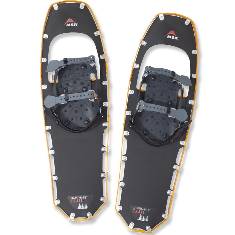 MSR Men's Lighting Trail 25 Snowshoes  - YELLOW