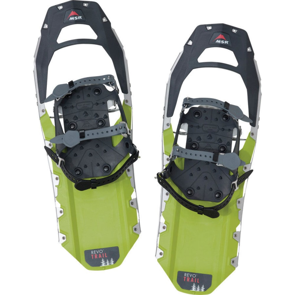 MSR Men's Revo Trail 22 Snowshoes  - RAVE GREEN