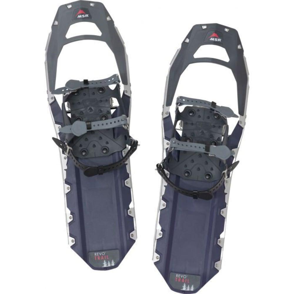 MSR Women's Revo Trail 25 Snowshoes, Purple - PURPLE