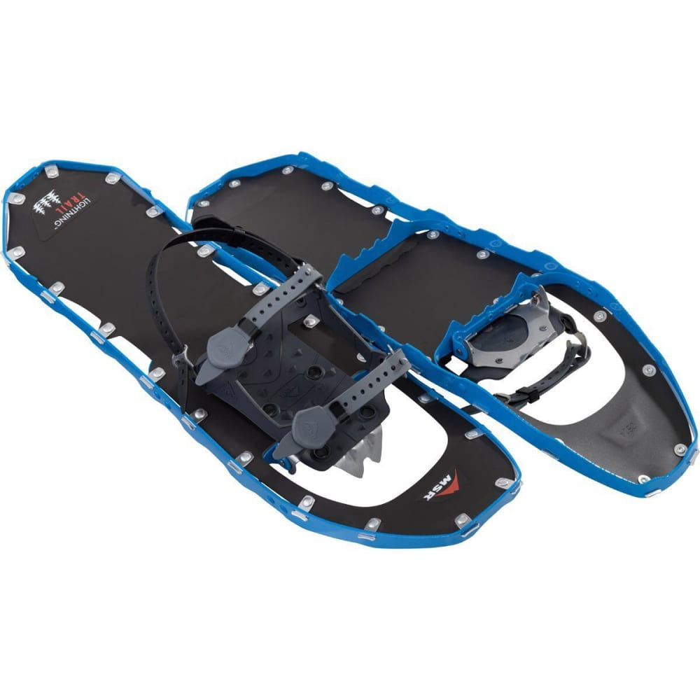 MSR Women's Lighting Trail 25 Snowshoes, Purple  - LAZULI BLUE