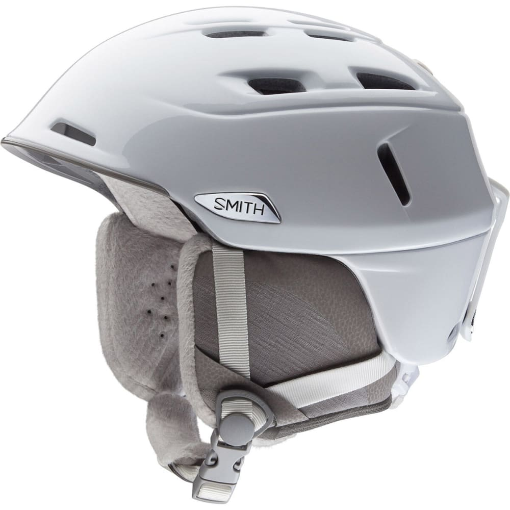 SMITH Women's Compass Snow Helmet - WHITE