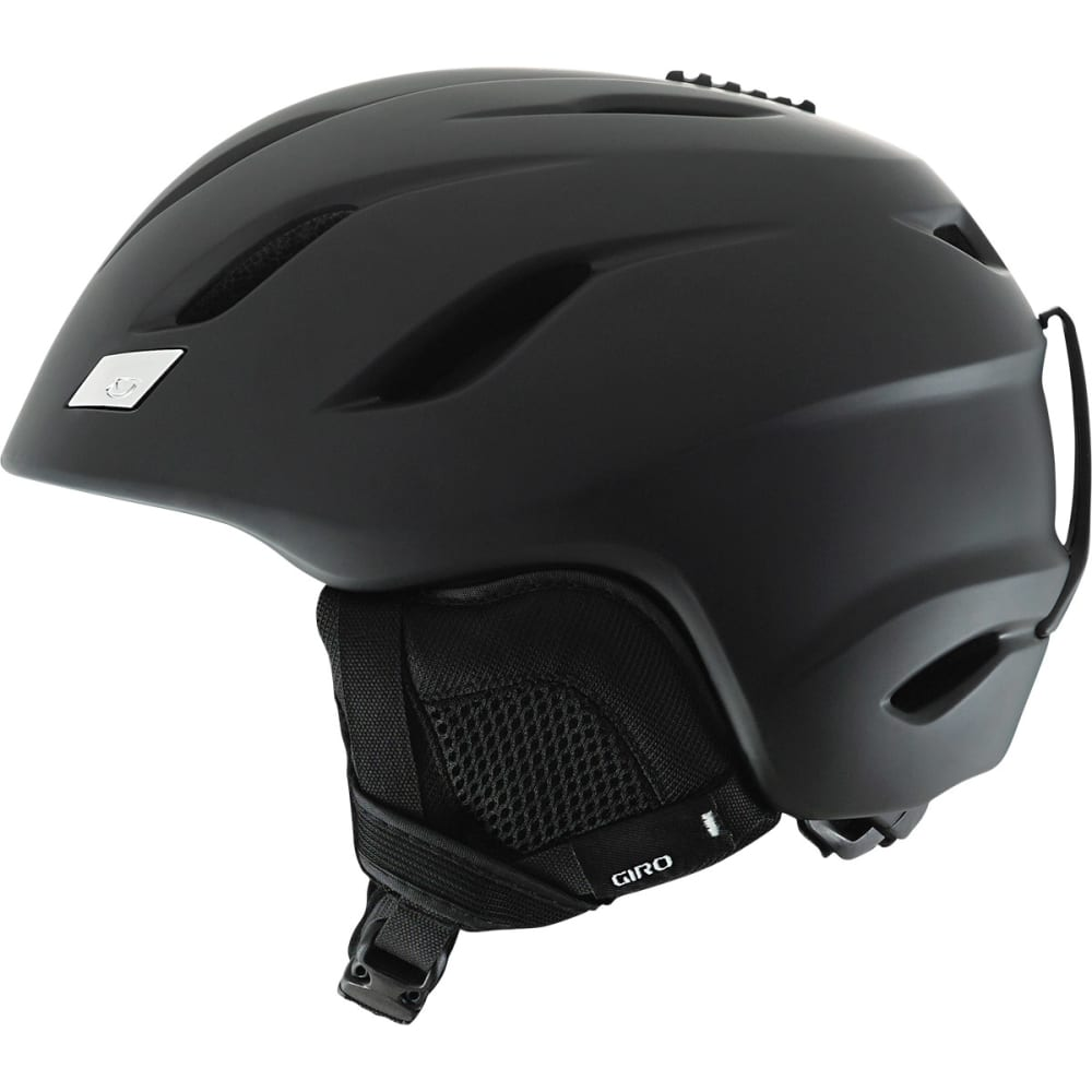 Giro Men's Nine Ski Helmet - BLACK