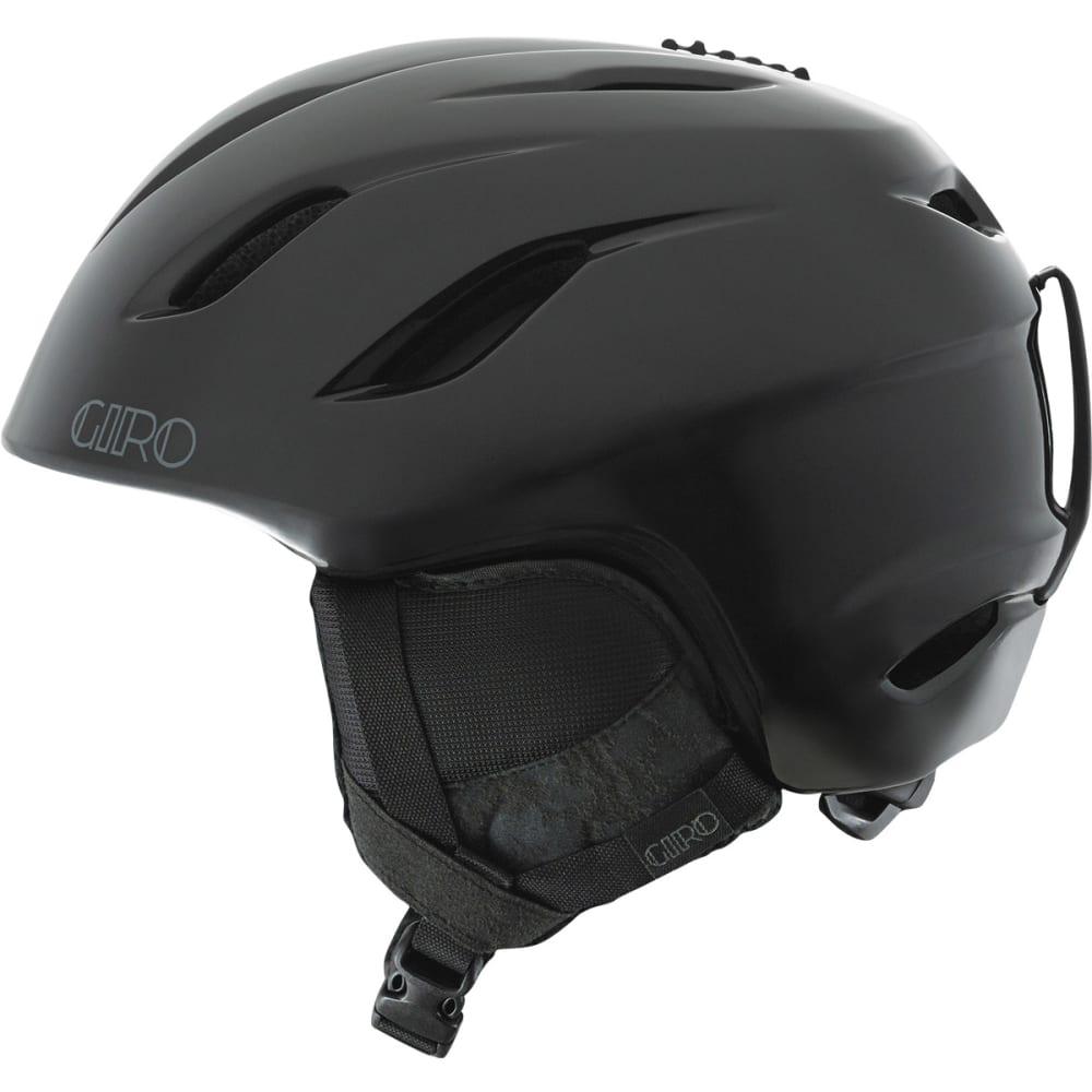 GIRO Women's Era Snow Helmet, Black Porcelain - BLACK
