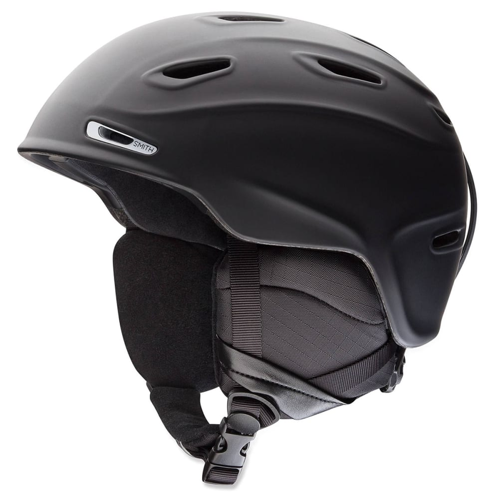 SMITH Men's Aspect Helmet - BLACK