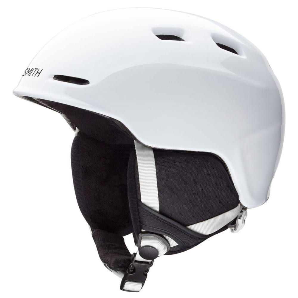 SMITH Kid's Zoom Helmet - WHITE
