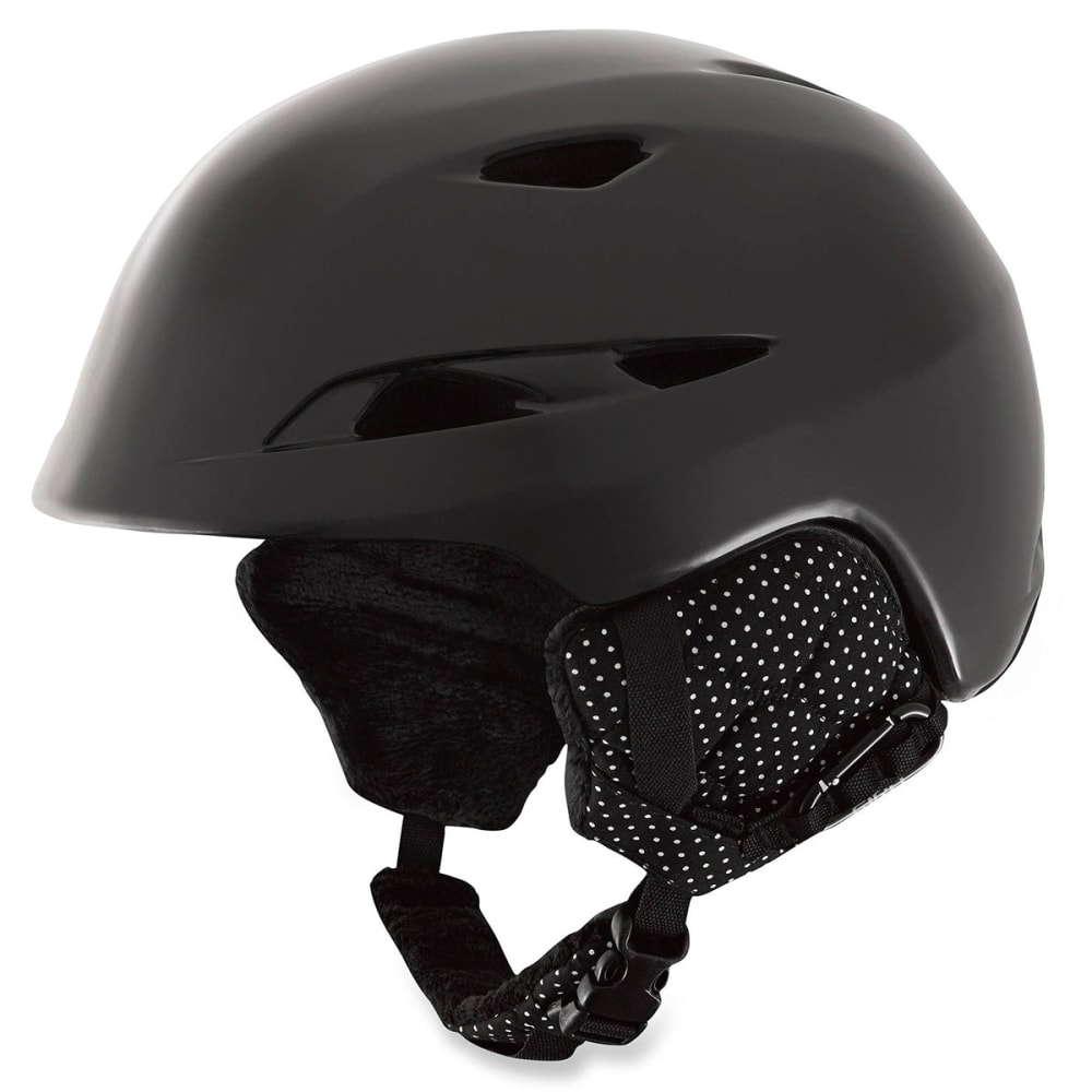 GIRO Women's Lure Helmet - BLACK DOTS