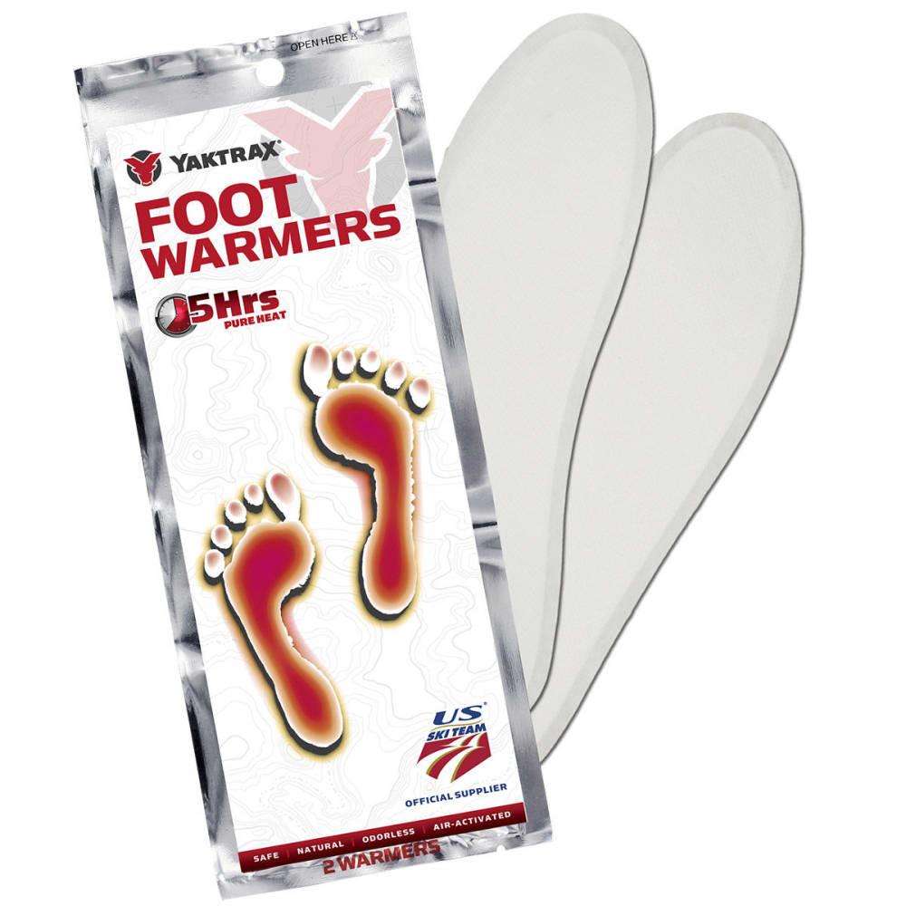 YAKTRAX Foot Warmers, S/M NO SIZE