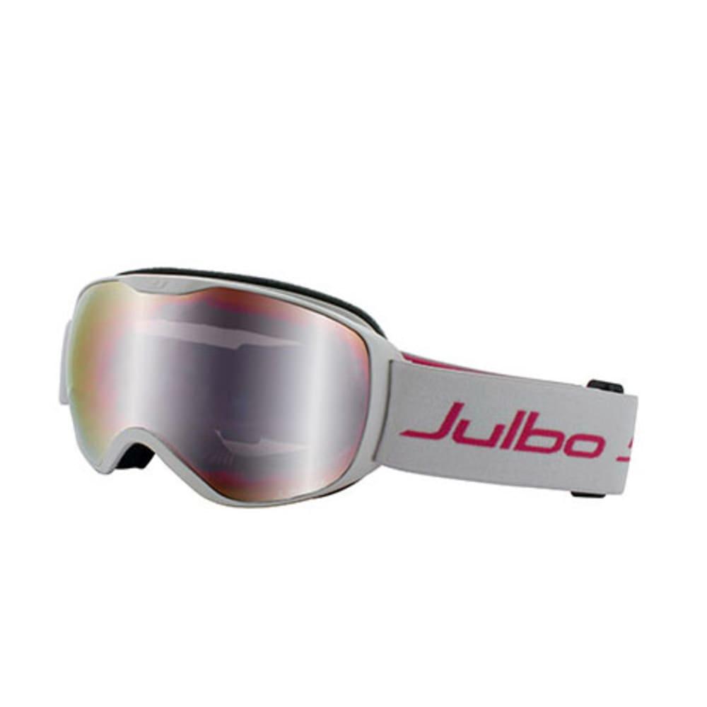 JULBO Pioneer Cat 2 Snow Goggles - WHITE
