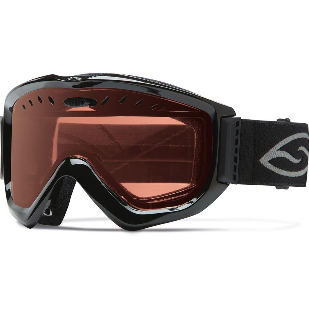 SMITH Knowledge OTG Snow Goggles, Black/RC36 - BLACK