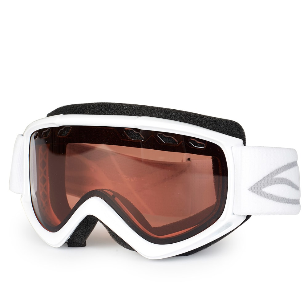 SMITH Acclaim Snow Goggles, White/RC36 - WHITE