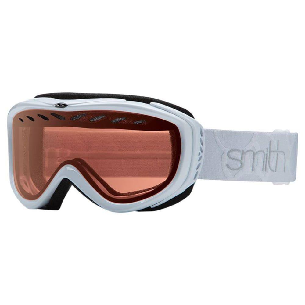 SMITH Women's Transit Goggles, White - WHITE