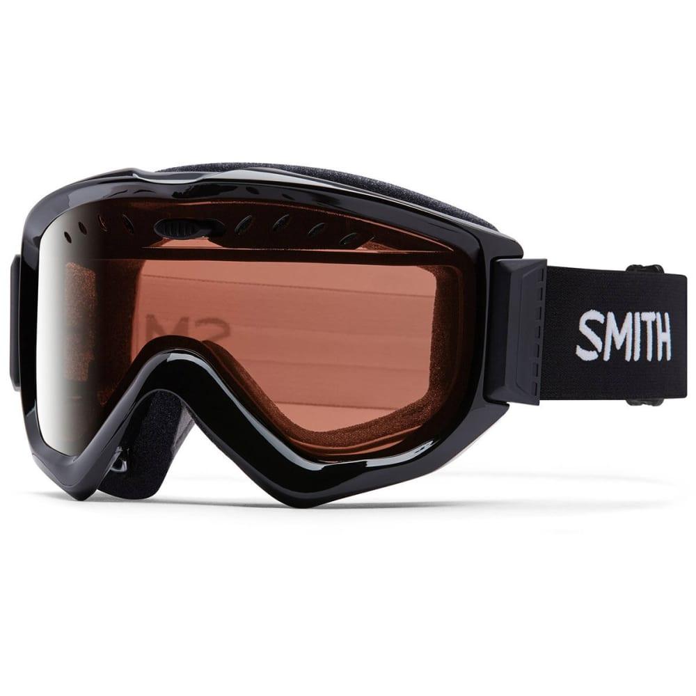 SMITH Knowledge OTG Goggles - BLACK