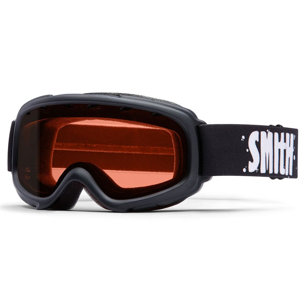 SMITH Gambler Kid's Goggles - BLACK