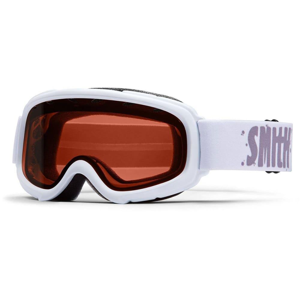 SMITH Gambler Kid's Goggles - WHITE