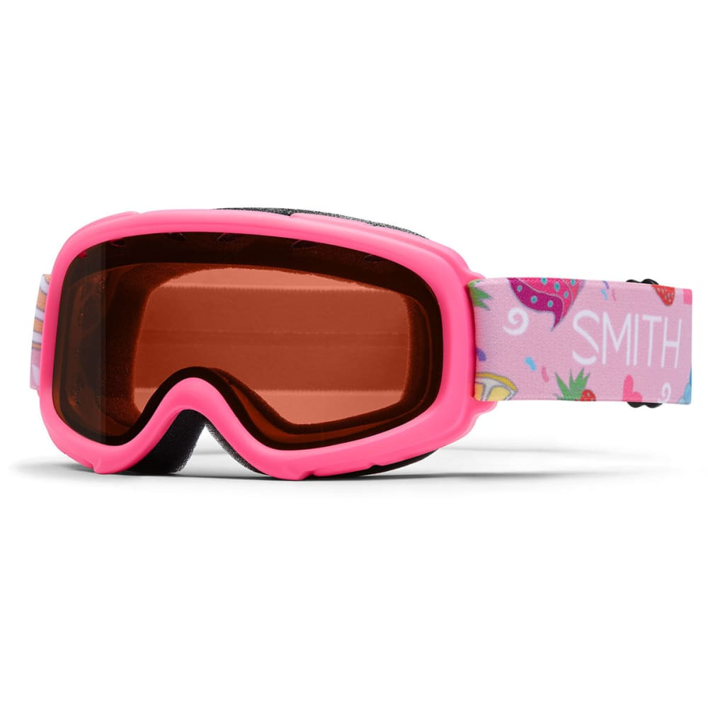 SMITH Gambler Kid's Goggles - PINK