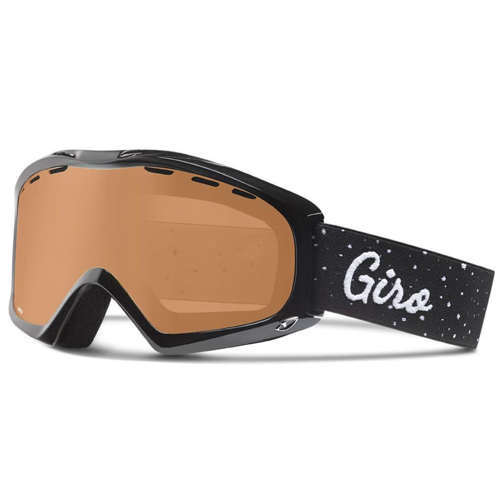 GIRO Women's Siren™ Goggles - BLACK