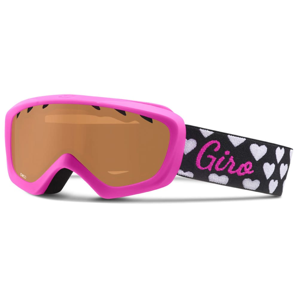 GIRO Little Kids' Chico Goggles - PINK