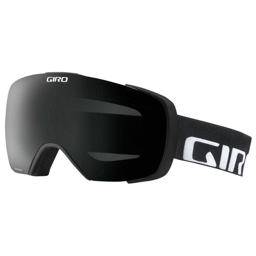 GIRO Men's Contact™ Goggles - BLACK