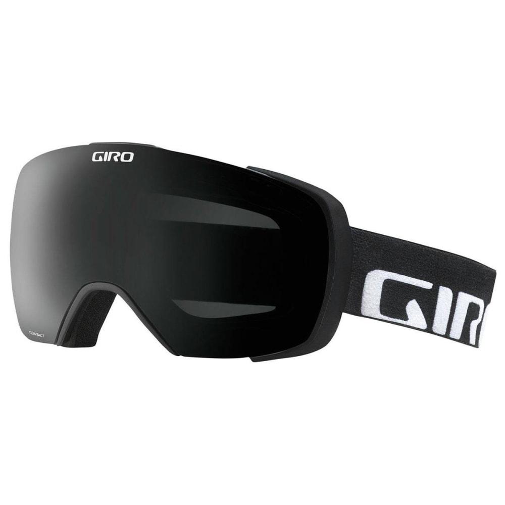 GIRO Men's Contact™ Goggles - BLACK