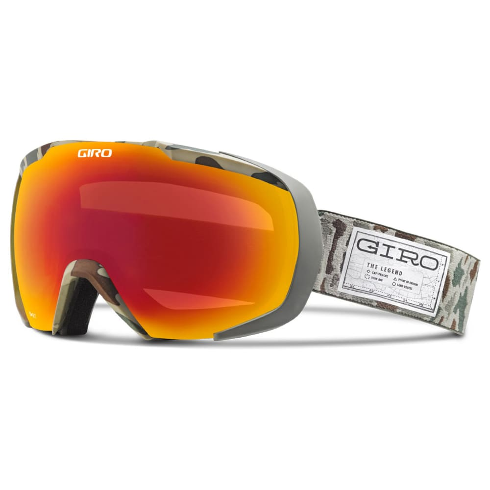 GIRO Men's Onset™ Goggles - GREY/CAMO