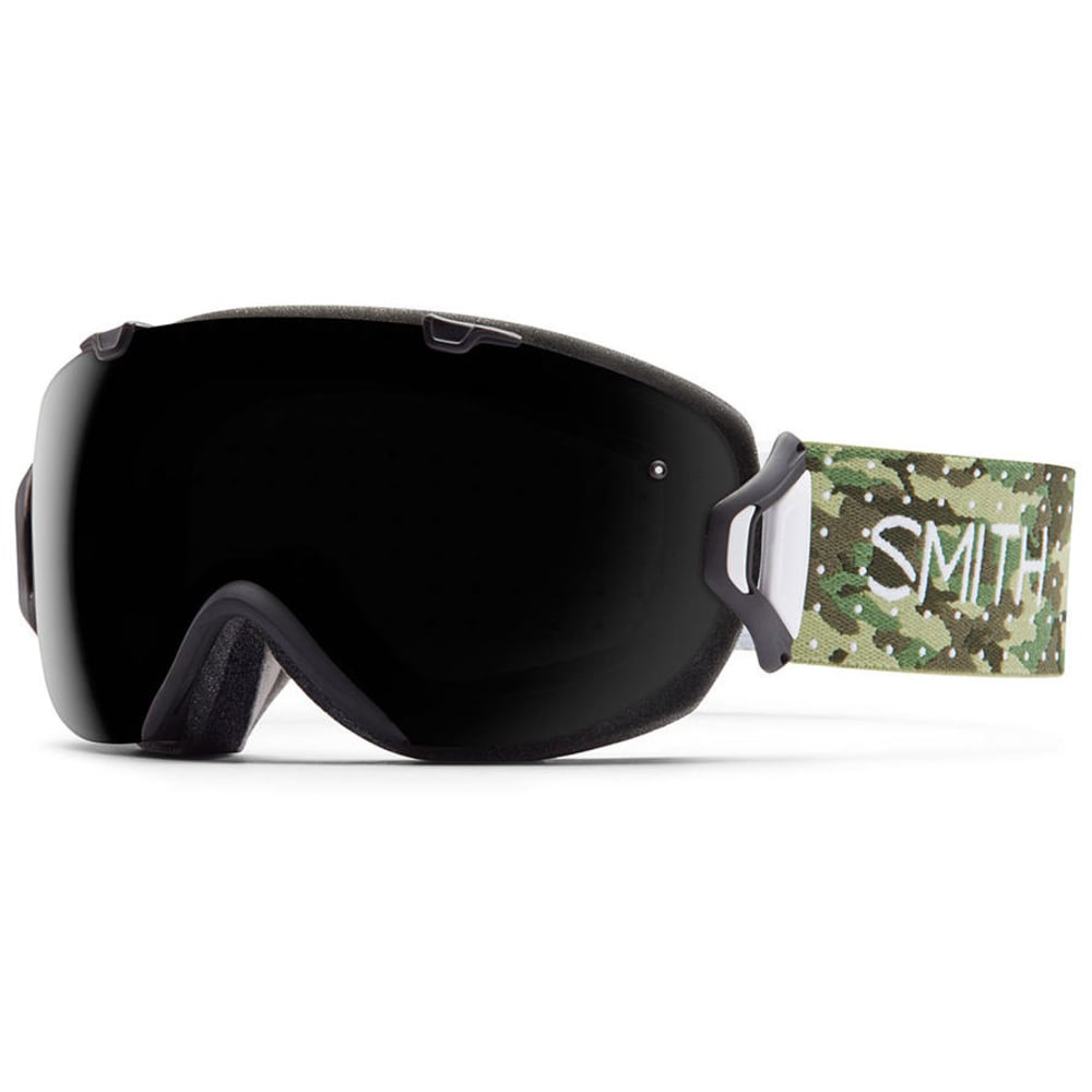 SMITH Women's I/O S Goggles - DOT/CAMO