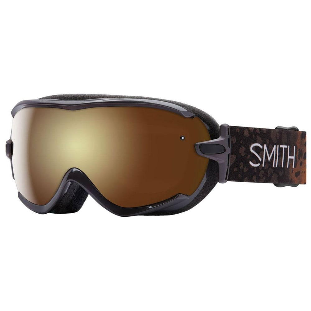 SMITH Women's Virtue Goggles, Uncaged - LEOPARD