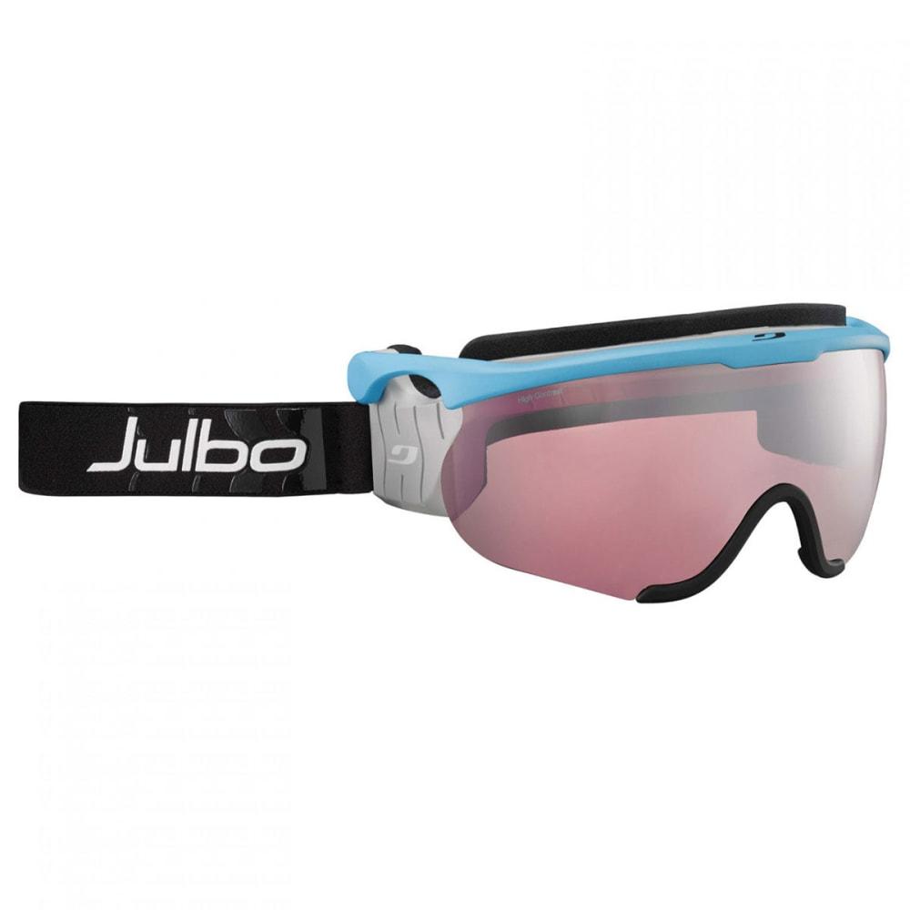 JULBO Sniper M Goggles - BLUE MAT / INTERCHAN
