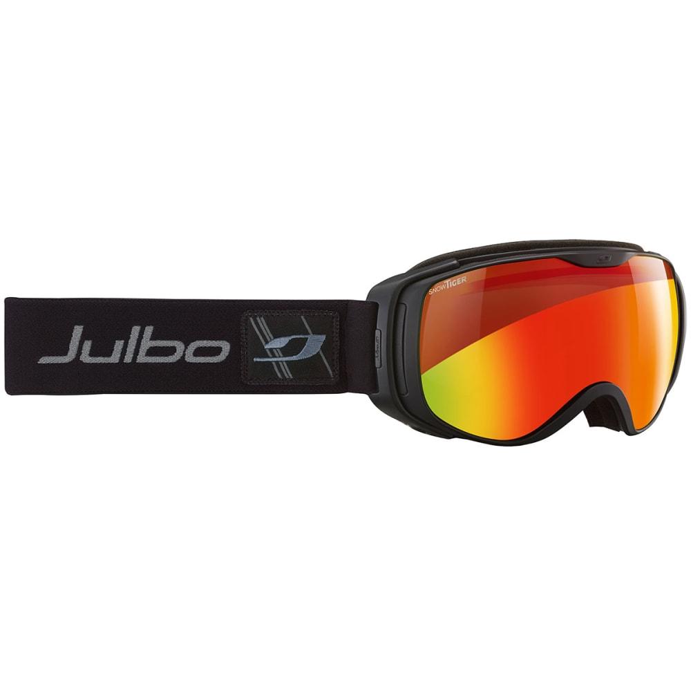 JULBO Women's Luna Goggles - BLACK / SNOW TIGER M