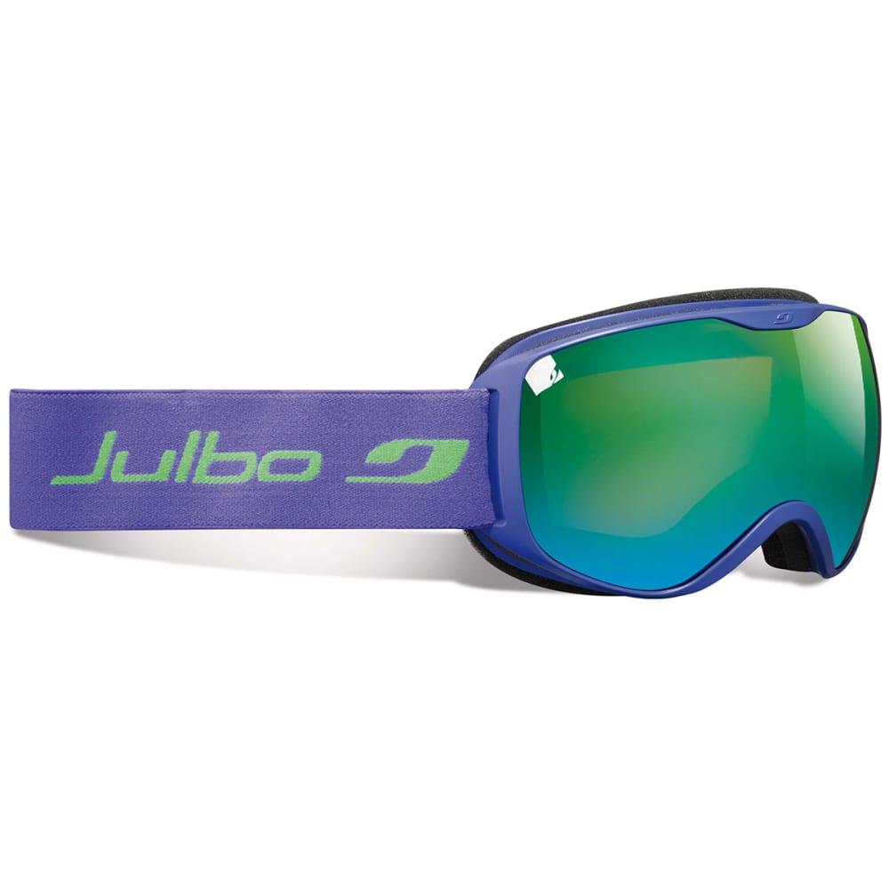JULBO Pioneer Ski Goggles - VIOLET/ GREEN/ SPEC