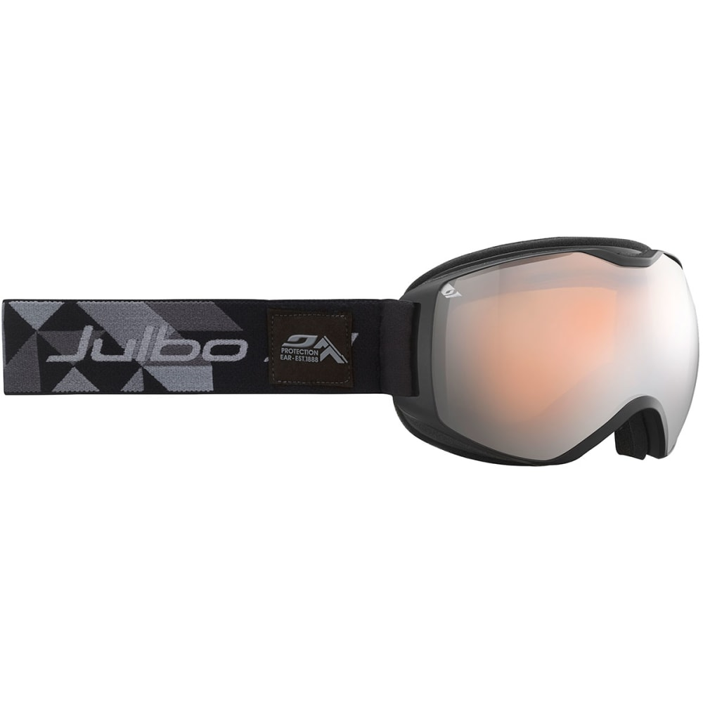 JULBO Quantum Goggles - BLACK/ SPEC 2 SILVER