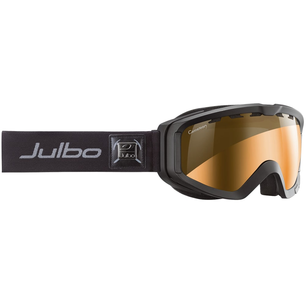 JULBO Orbiter II Goggles - BLACK/ CAMEL SILVER