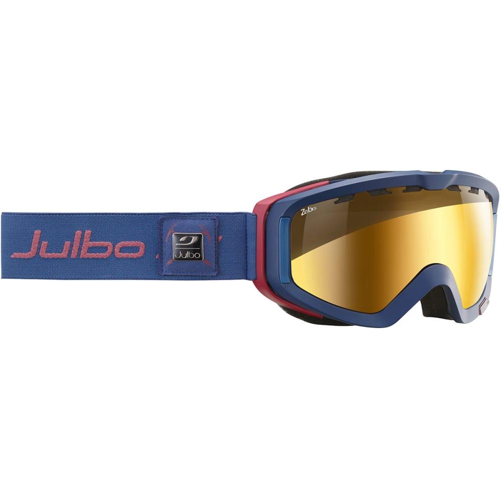 JULBO Orbiter II Goggles - BLUE NAVY / ZEBRA GO