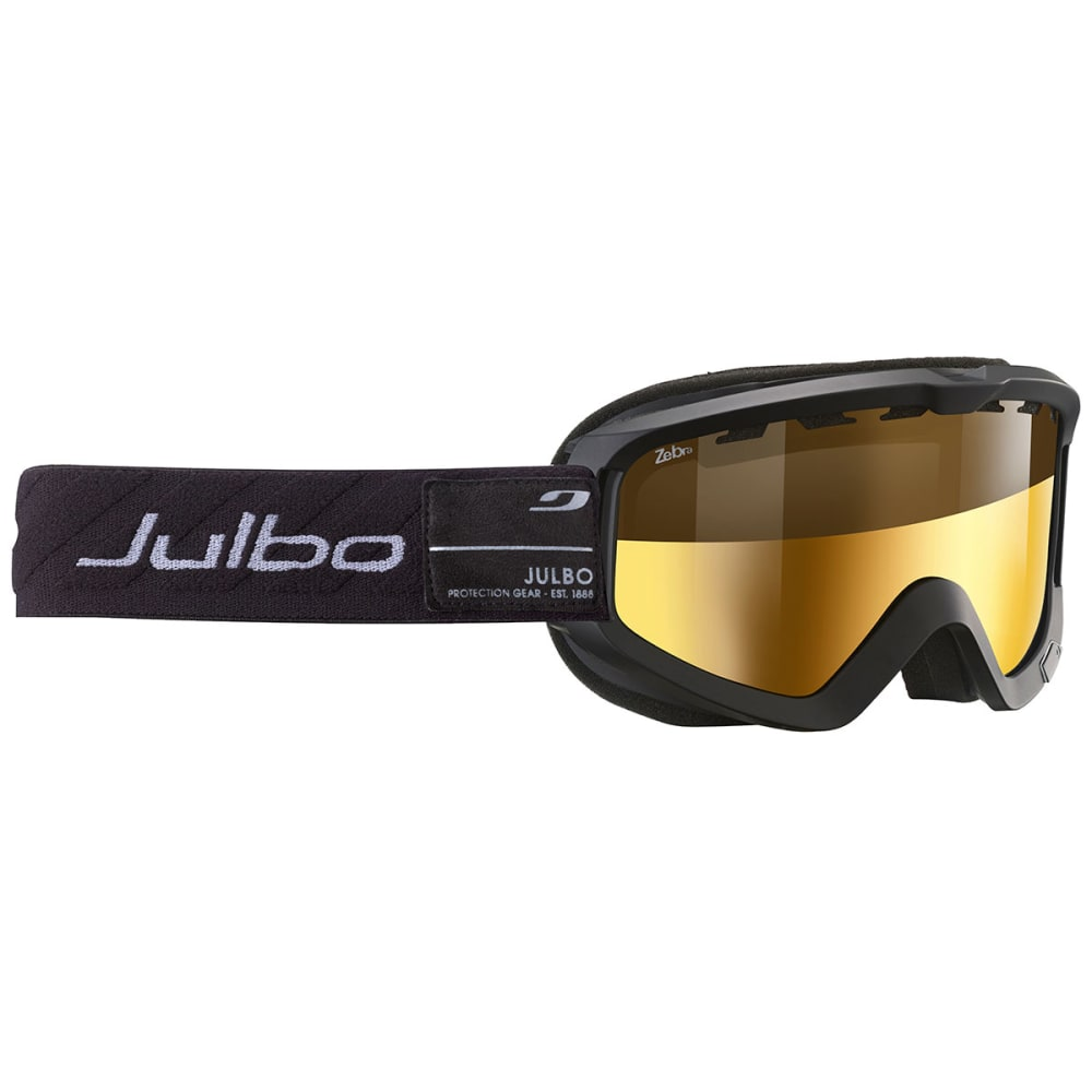 JULBO Bang Next Goggles - BLACK/ ZEBRA GOLD FL