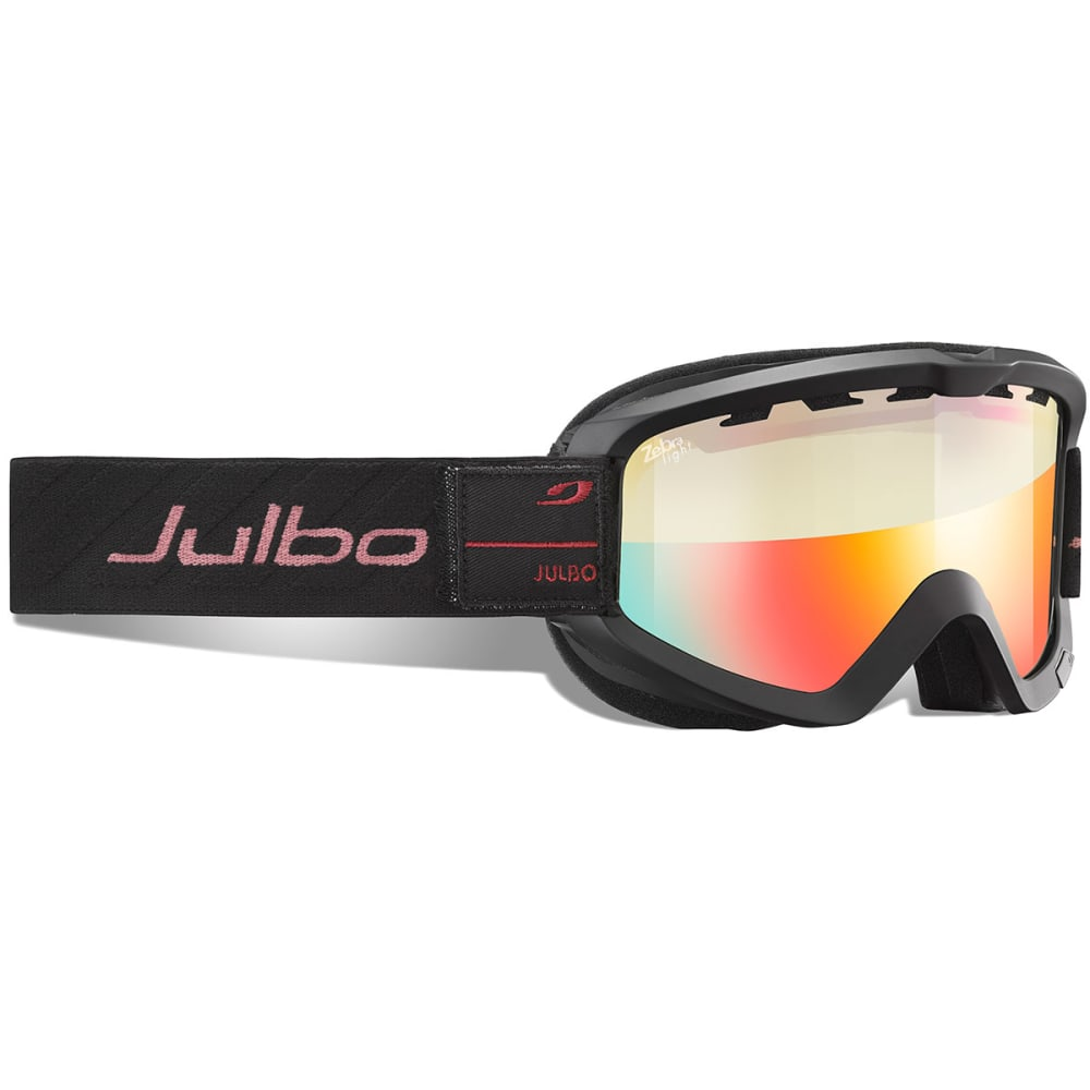 JULBO Bang Next Goggles - BLACK / RED / ZEBRA