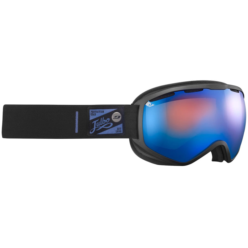 JULBO Atlas Over The Glasses Polarized Goggles - GREY/ SPEC 2 BLUE FL
