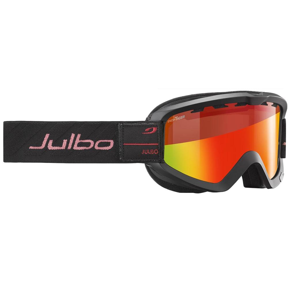 JULBO Bang Next Over The Glasses Goggles - BLACK/ RED/ SNOW TIG
