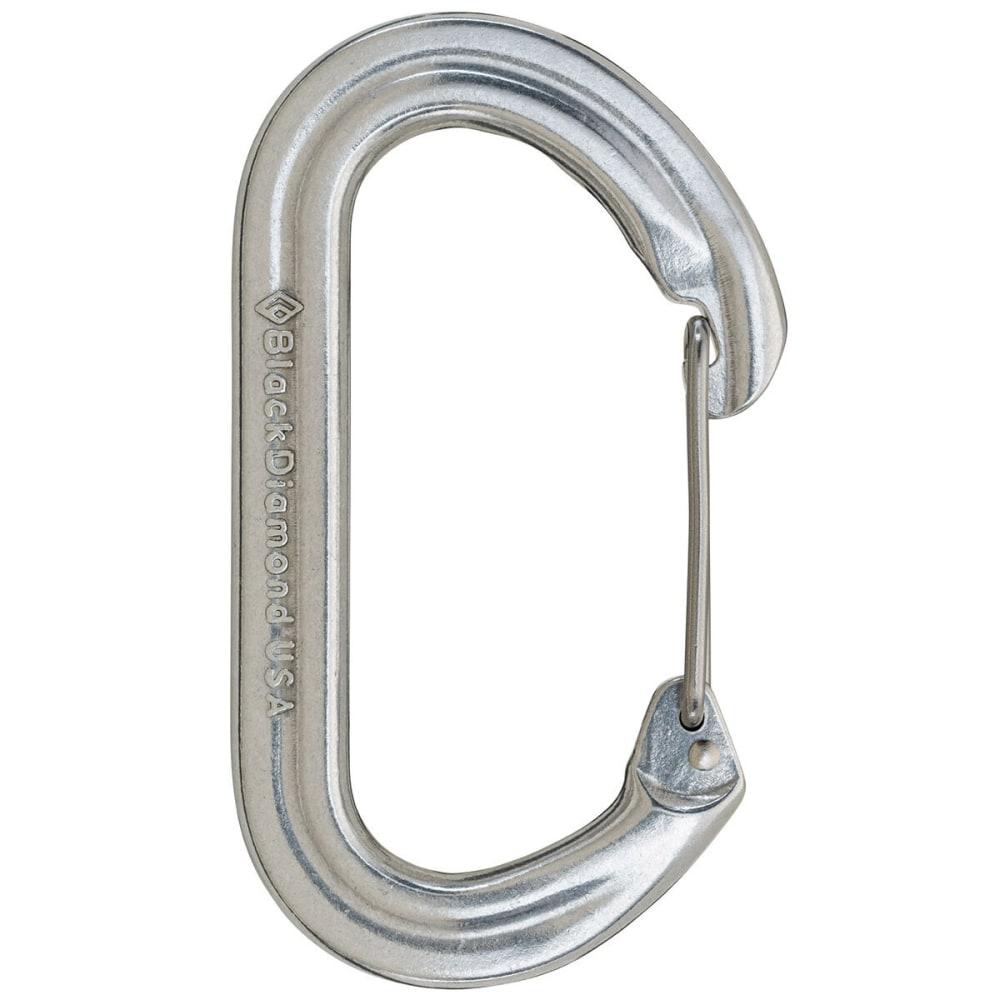 BLACK DIAMOND OvalWire Carabiner - NONE