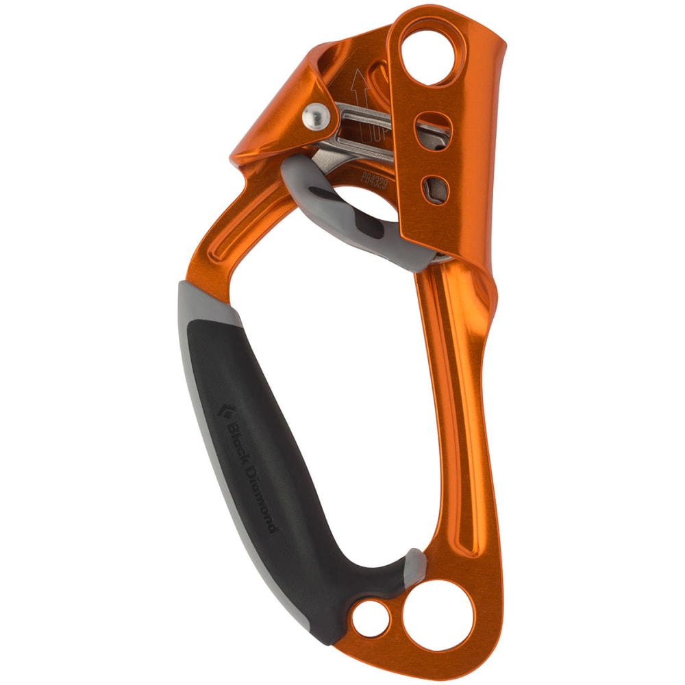 BLACK DIAMOND Index Ascender, Left-Handed - NONE