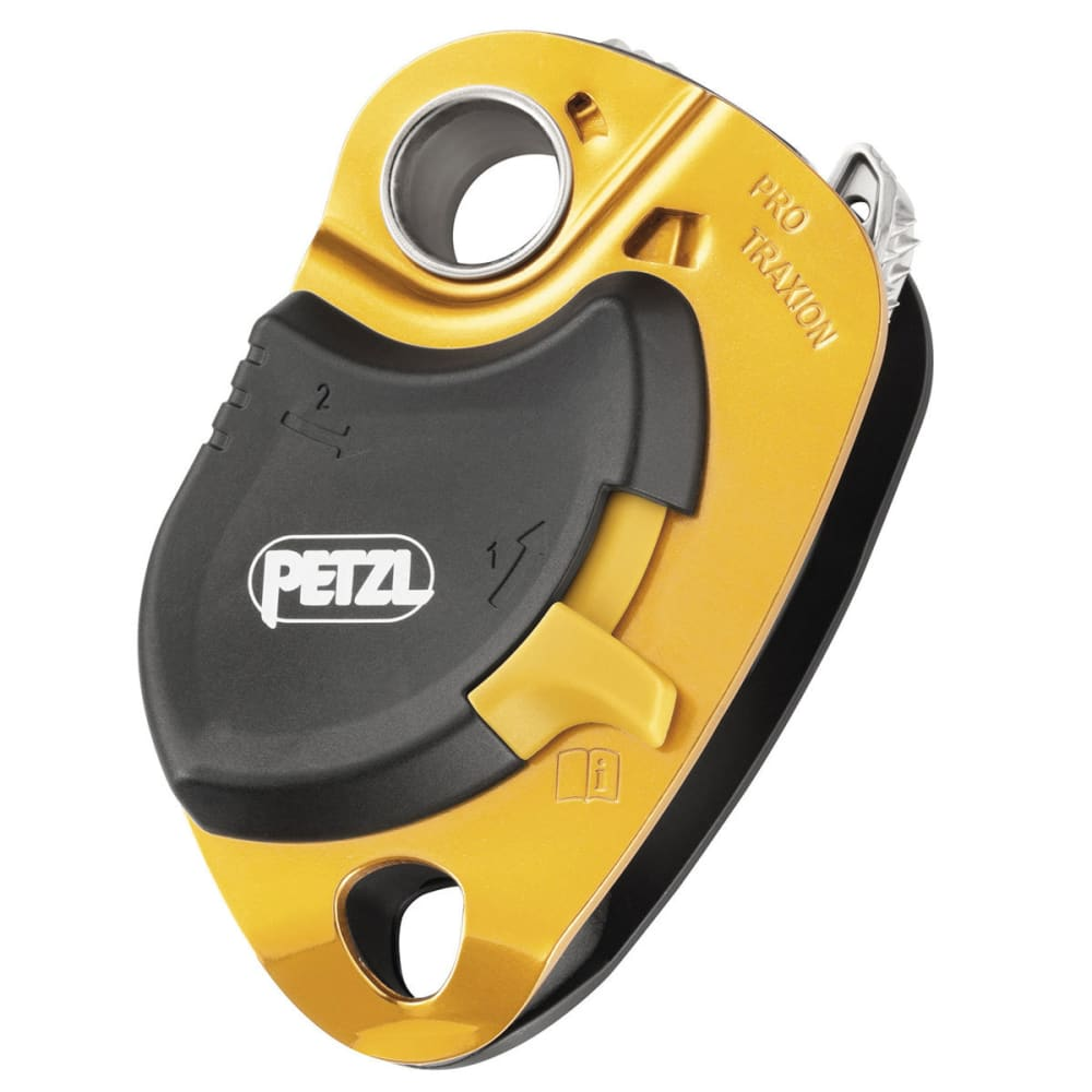 PETZL Pro Traxion Pulley - NONE