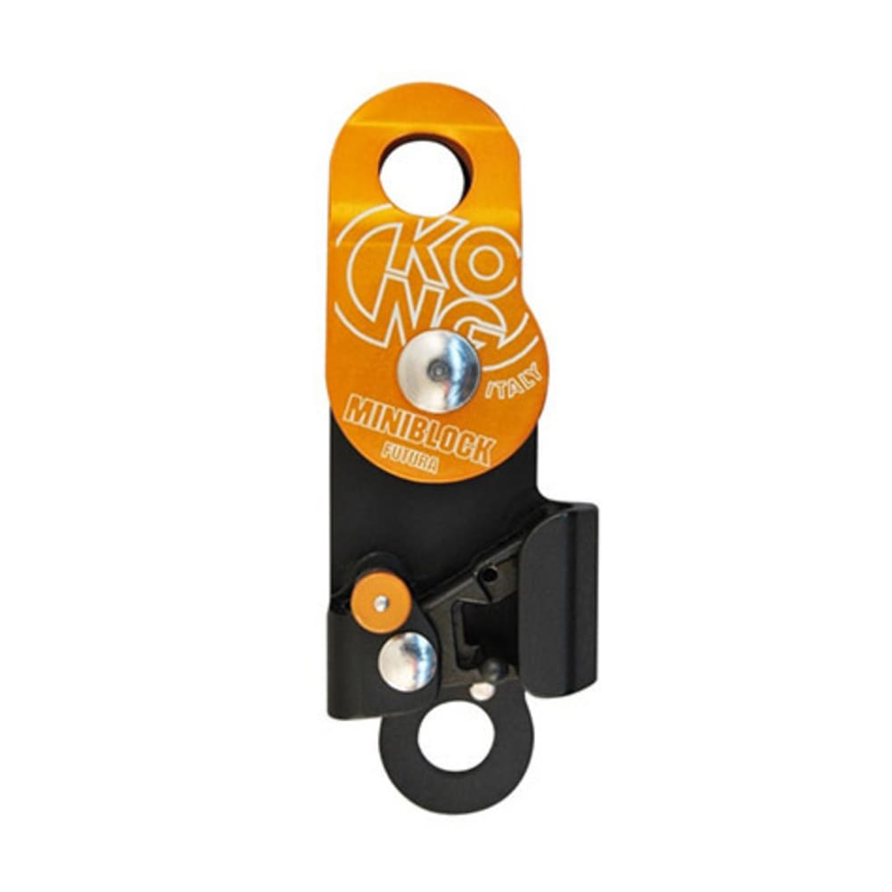 KONG USA Futura Mini Block Pulley - ORANGE