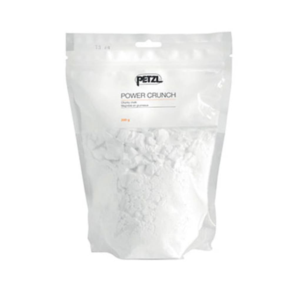 PETZL Power Crunch Chalk, 200 g Bag - NONE