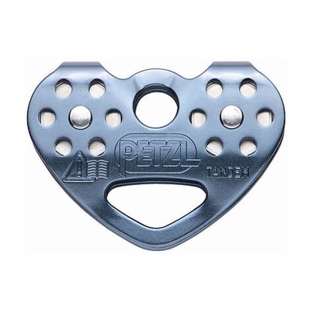 PETZL Tandem Speed Double Pulley - NONE