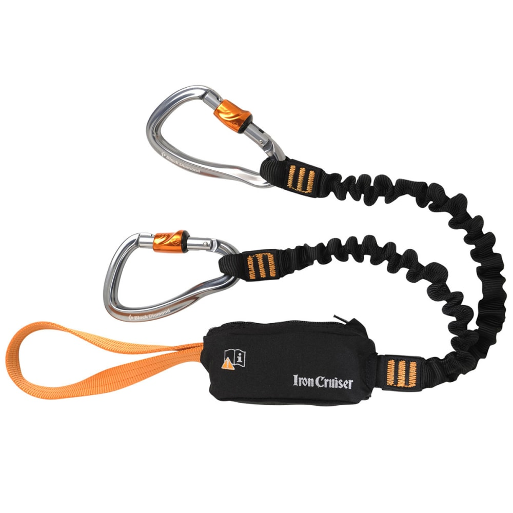 BLACK DIAMOND Iron Cruiser Via Ferrata Set - ONE