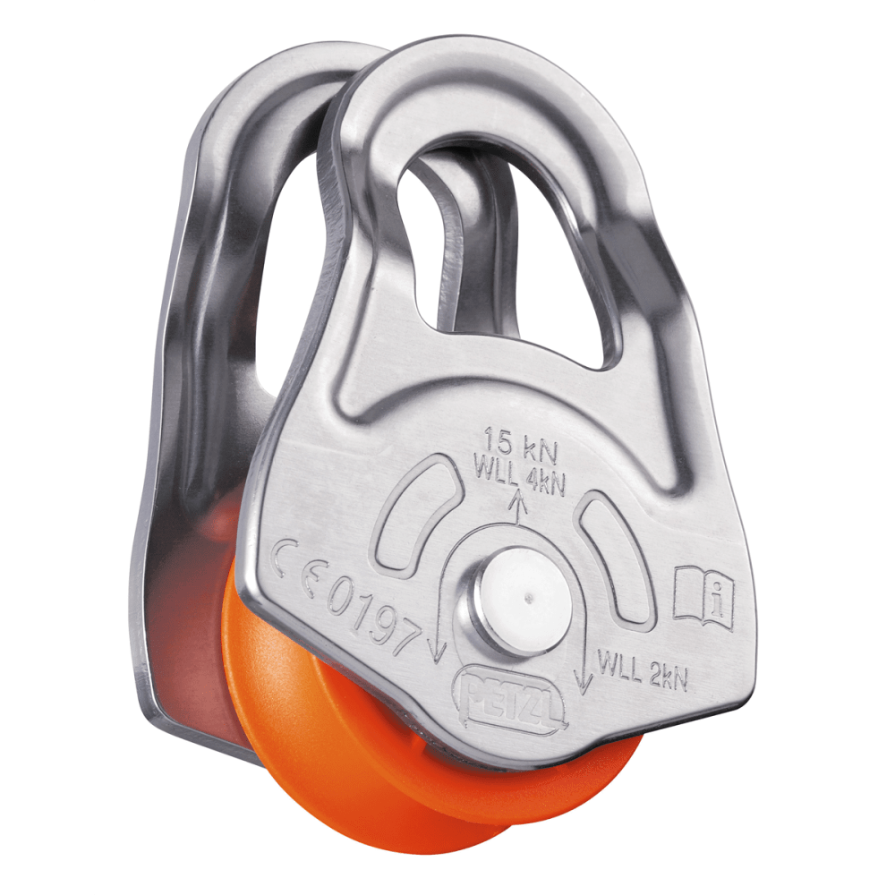 PETZL Oscillante Pulley - NONE
