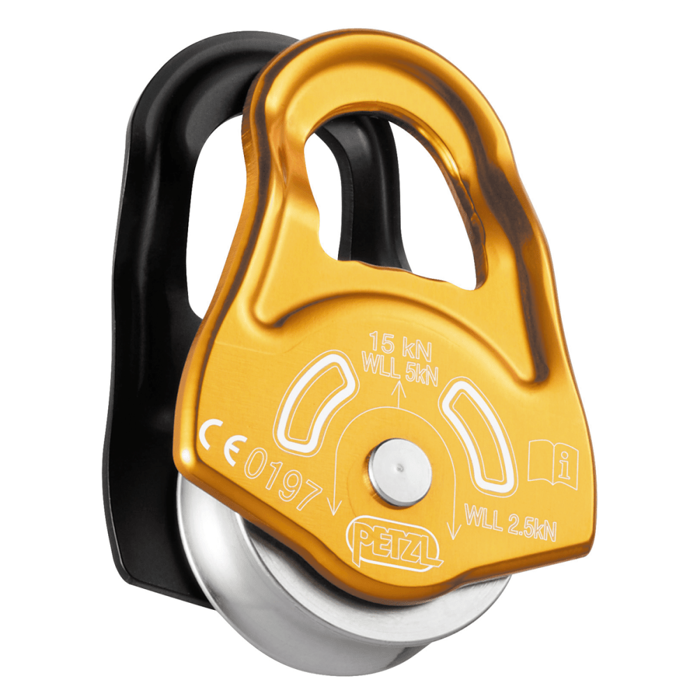 PETZL Partner Pulley - NONE