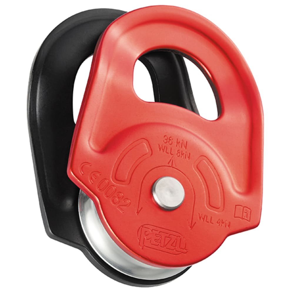PETZL Rescue Pulley - NONE