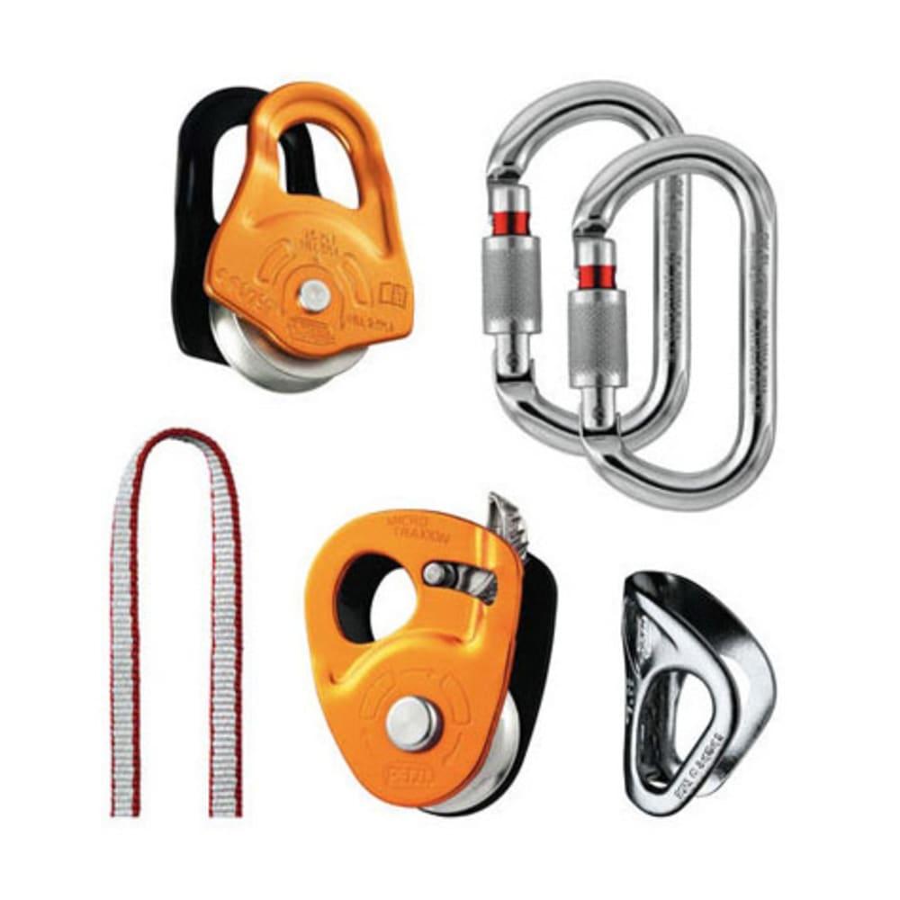 PETZL Crevasse Rescue Kit - NONE