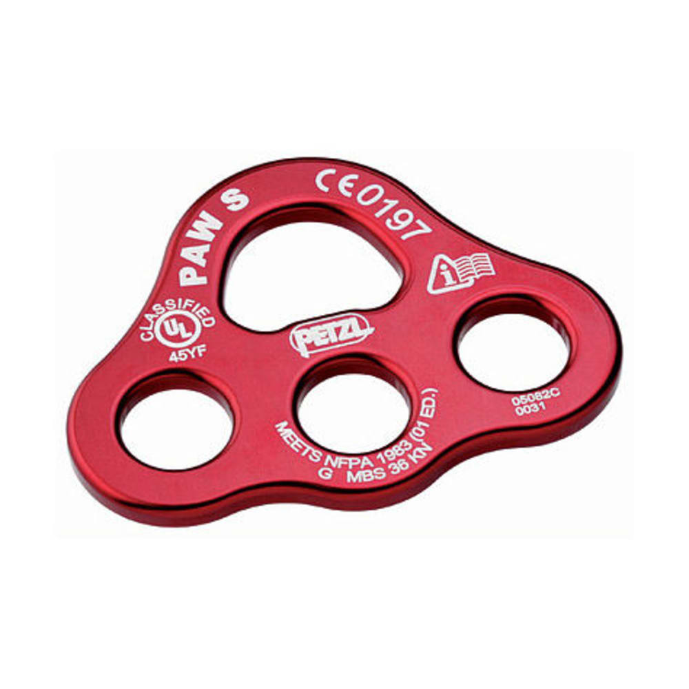 PETZL Paw S Rigging Plate, Small - NONE