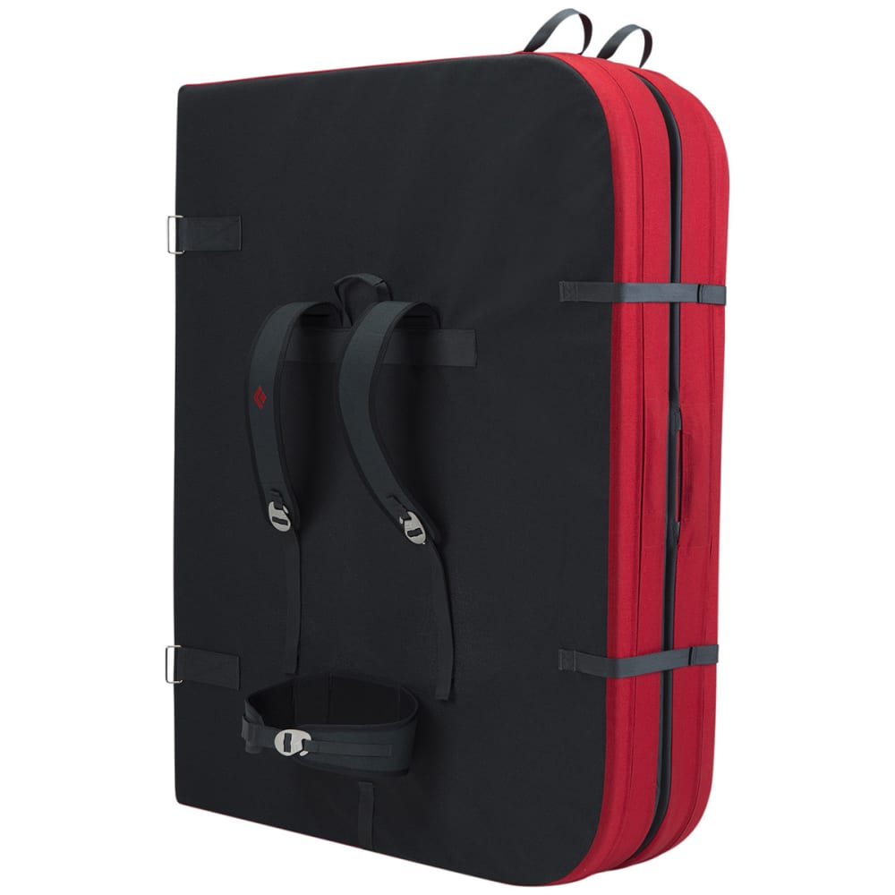 BLACK DIAMOND Mondo Bouldering Pad - FIRE RED