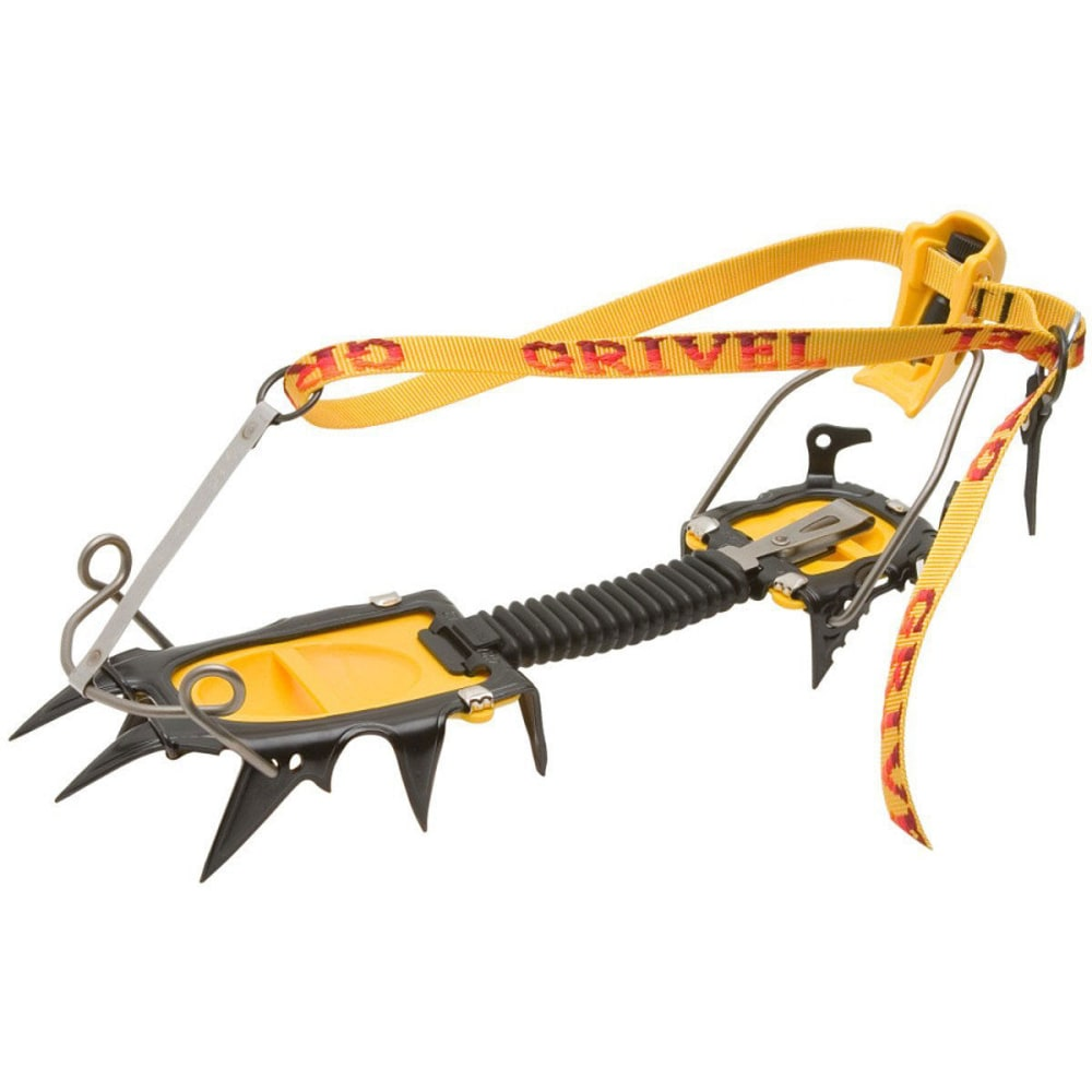 GRIVEL G14 Cramp-O-Matic Crampons - NONE